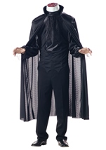 Head less Horseman Men Halloween Costume