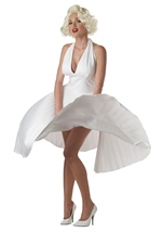 Deluxe Marilyn Women Sexy Costume