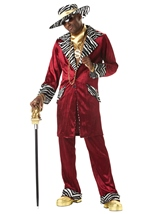 Sweet Daddy Beaujolais Men Costume