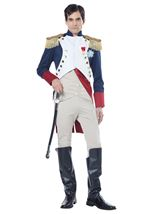 Adult Napoleon French Emperor Men Costume