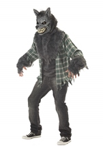 Full Moon Madness Men Halloween Costume