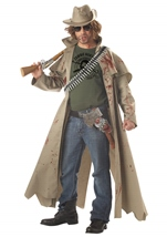 Zombie Hunter Men Costume