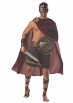 Spartan Warrior Men Historical Costume