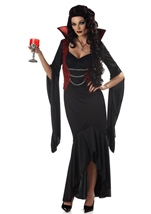 Madame Macabre Woman Vampiress Costume