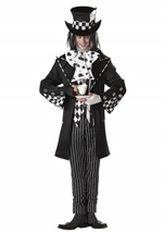 Dark Mad Hatter Mens Halloween Costumes