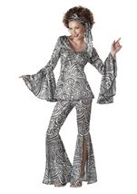 Foxy Lady Women Costume