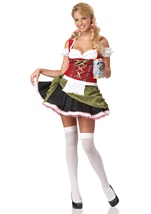 Bavarian Bar Maid Women Holiday Costume