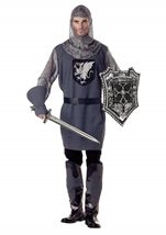 Valiant Knight Mens Historical Costume