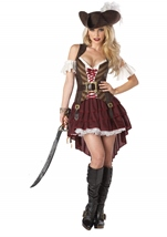Swashbuckler  Pirate Woman Costume