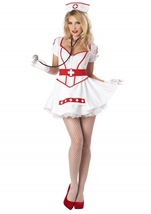 Nurse Heart Breaker Women Nurse Costume