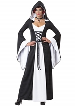 Deluxe Hooded Robe Women Halloween Costume