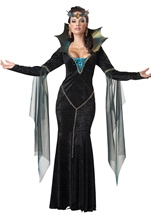 Evil Sorceress Women Costume