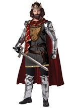 King Arthur Mens Historical Costume