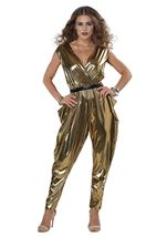 Adult 70s Glitz N Glamour Woman Costume