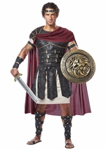 Roman Gladiator Men Medieval Costume