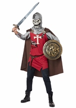 Skull Knight Mens Halloween Costume