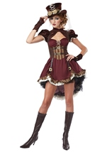 Steampunk Girl Women Costume