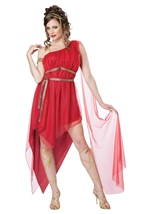 Ruby Goddess Woman Costume