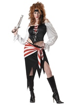 Ruby The Pirate Beauty Woman Costume