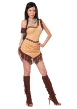 Native American Beauty Women Historical Costume