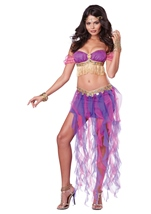 Belly Dancer Women Halloween Costume