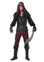 Ruthless Rogue Men Pirate Costume