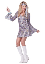 Disco Sensation Women Costume
