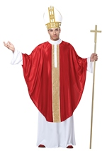 The Pope Men Religious Costume