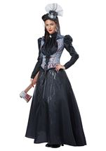 Lizzi Borden Axe Murderess Woman Costume