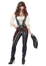 Brazen Buccaneer  Pirate Woman Costume