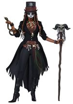 Voodoo Magic Woman Costume