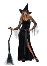 Rich Witch Woman Costume