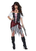 Pirate Beauty Woman Costume