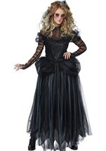 Dark Princess Woman Costume
