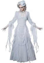 Haunting Lady Woman Deluxe Costume