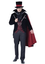 Immortal Vampire Groom Men Costume