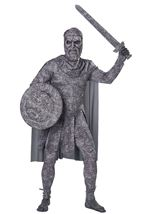 Turned To Stone Man Costume