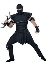 Stealth Ninja Men Costume