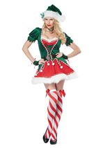 Santas Helper Woman Costume