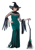 The Grand Sorceress Woman Witch Costume
