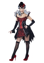 Adult Transylvanian Temptress Vampire Woman Deluxe Costume