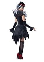 Transylvanian Temptress Vampire Woman Deluxe Halloween Costume