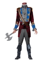 Sleepy Hollow Headless Horseman Deluxe Costume