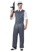 Mobster Men Costume