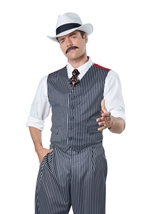 Mobster Men Halloween Costume