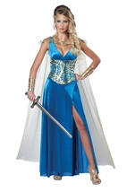 Warrior Queen Woman Costume