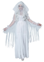 Ghostly Spirit Woman Halloween Costume