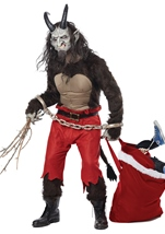 Krampus The Christmas Demon Men Costume