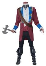 Sleepy Hollow Headless Horseman Costume