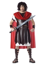 Hercules Men Plus Size Costume